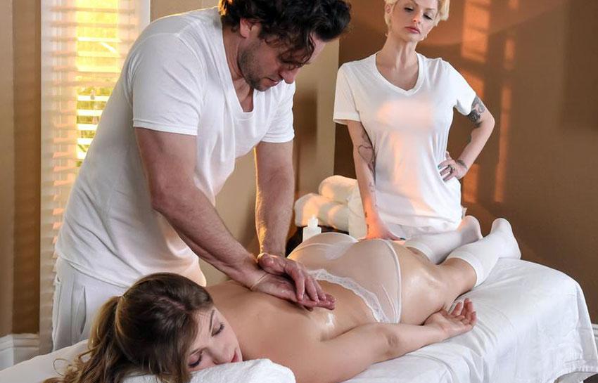 Video Porno Massaggi