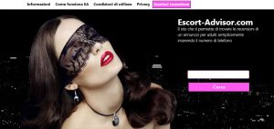 EscortAdvisor: com'era il sito di recensioni di escort nel 2014